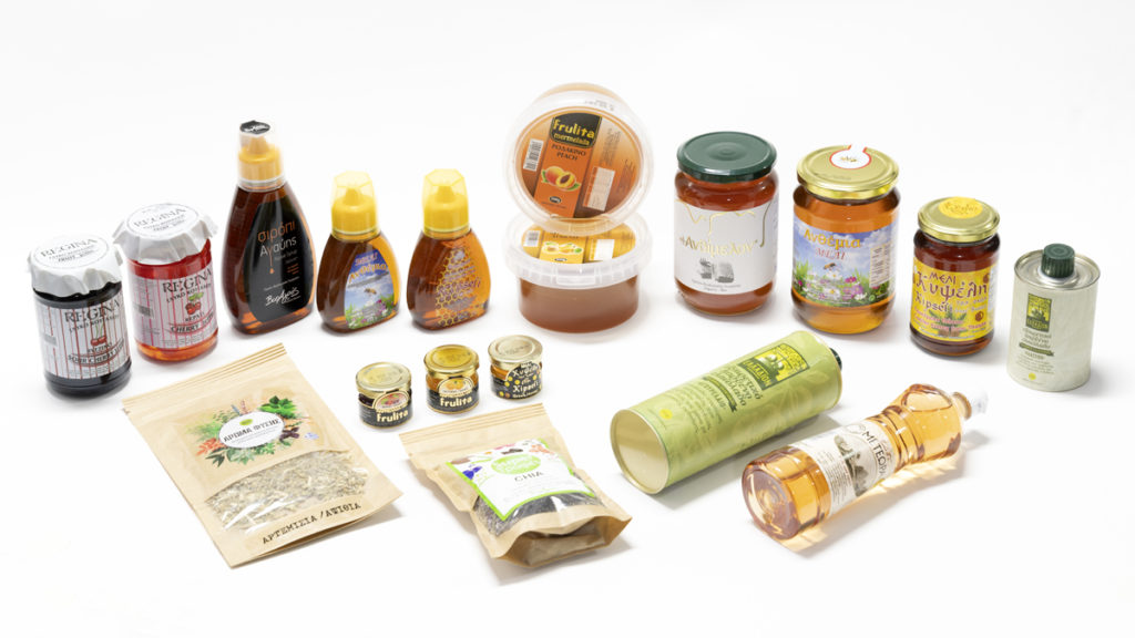 Selloplast Honey Labels