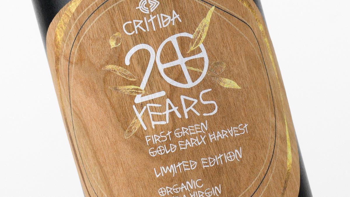 Selloplast Wooden label 1