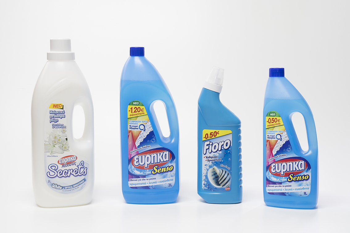 Selloplast Detergent Labels