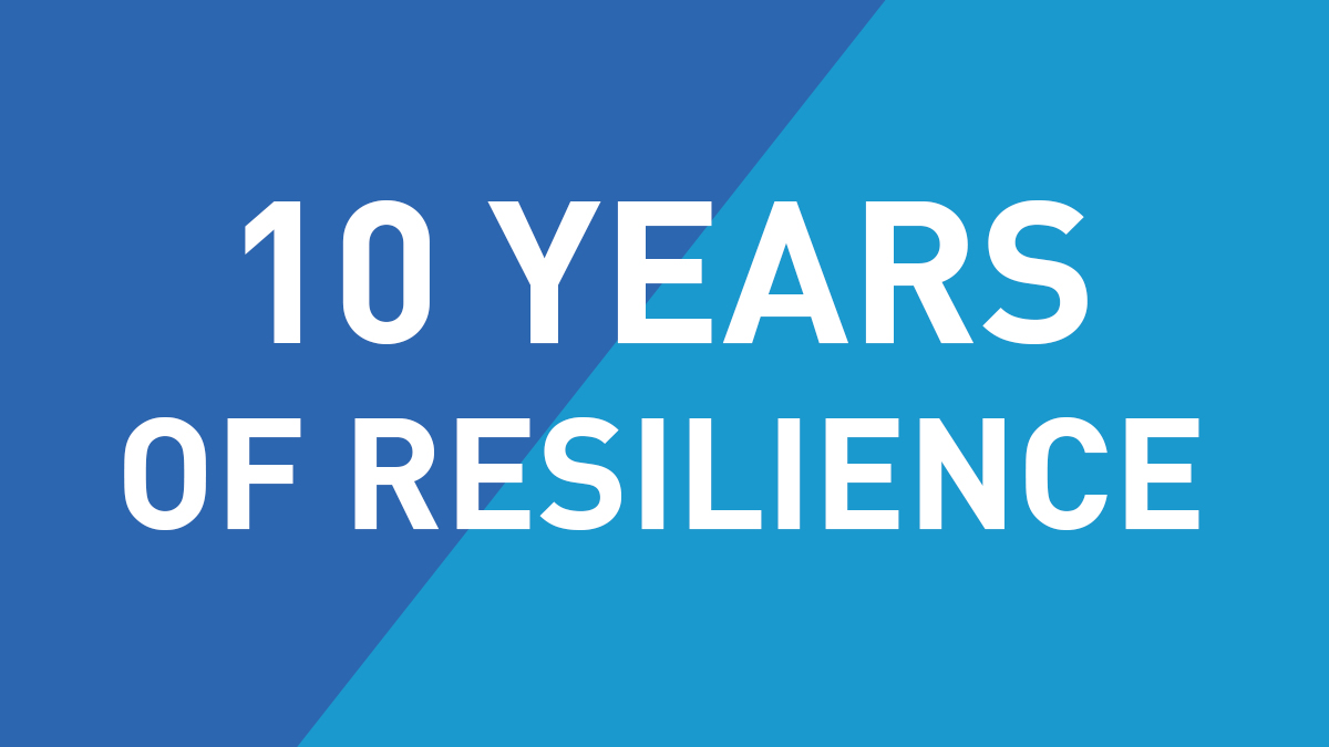 Selloplast 10 years Resilience Labels