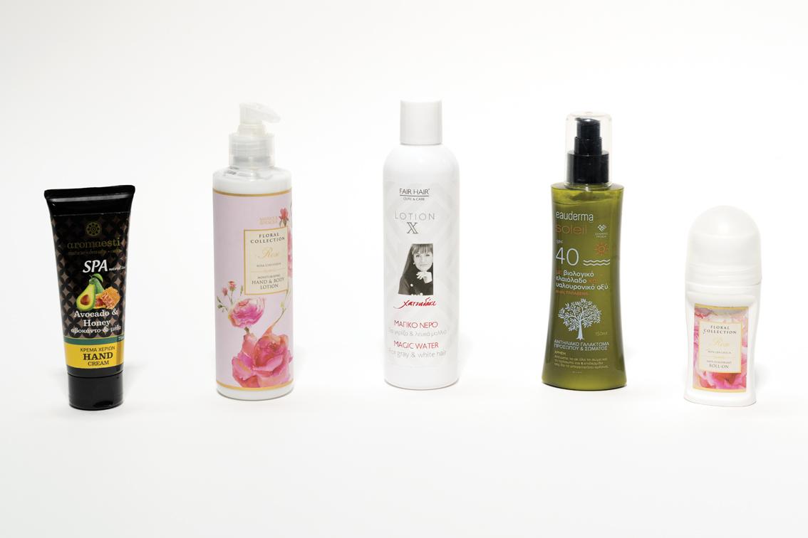 Selloplast Cosmetic Labels 3